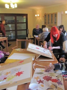 Local Residents Get Arty!
