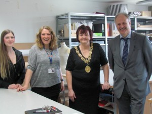 Design Date for Lord Provost