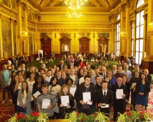 Students Celebrate Annual Awards 2015