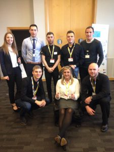 Glasgow Kelvin Students 'Stay Focused' for National Award!
