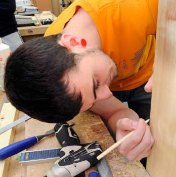 NPA in Carpentry and Joinery