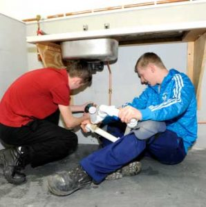 Plumbing: Pre-Employment Training