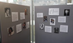 display at library