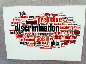 Elimination of Racial Discrimination poster