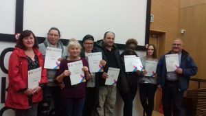 ESOL All Write - Writing Competition at Glasgow Kelvin