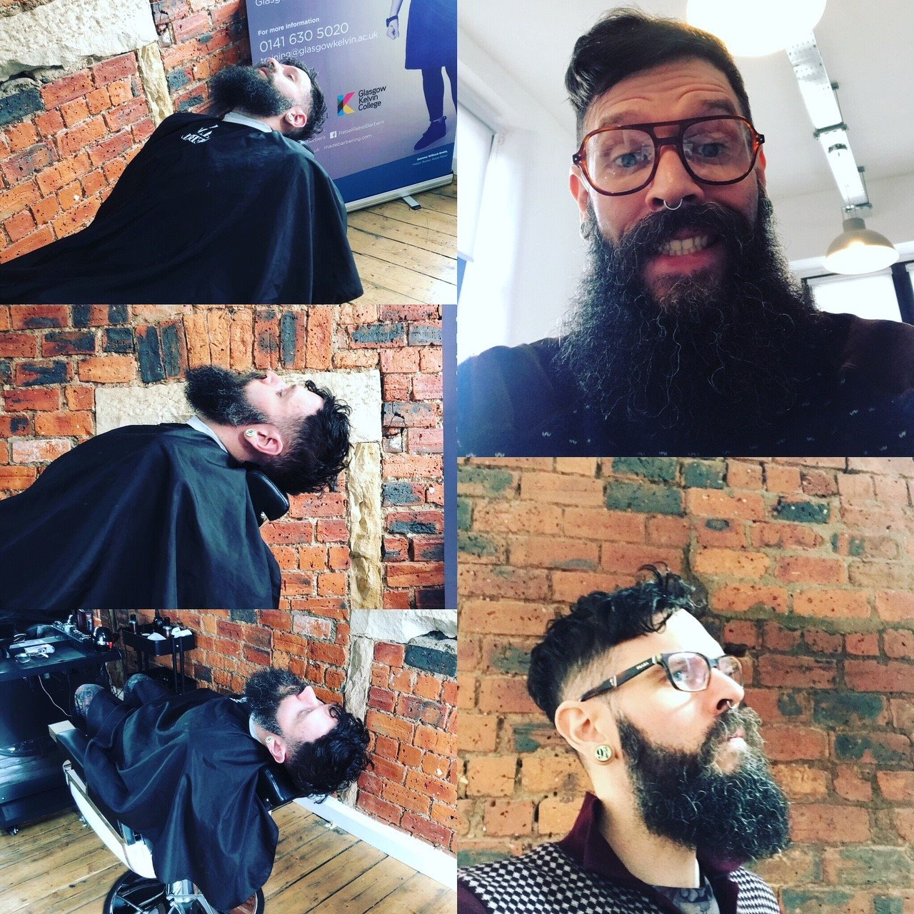 Juton's Story – Life As A MADE Barber