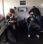 Round 3 at 'MADE – The Academy for Modern Barbering