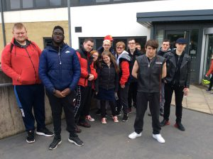 Employability Sponsored Walk group shot