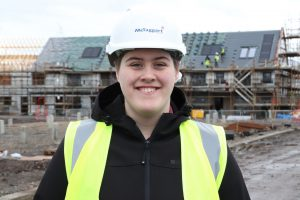 Foundation Apprentice Sophie Findlay