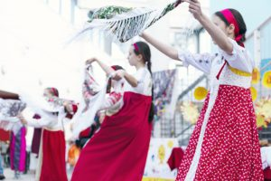 Maslenitsa - traditional dance