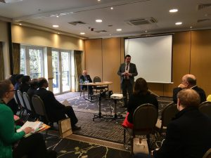 Lemontree Hotel Conference information session