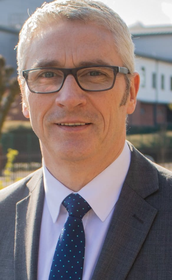Derek Smeall takes up the position of New Principal in August 2019