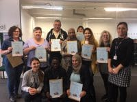 ESOL Reading Ahead Group shot