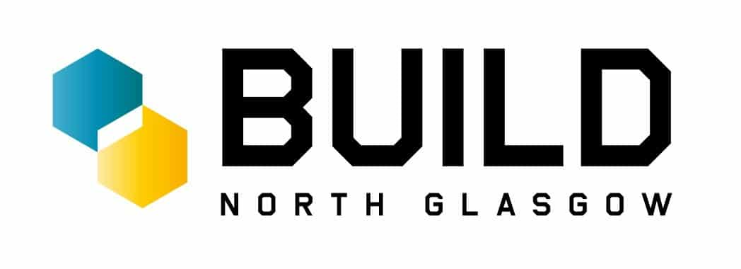BUILD North Glasgow Logo