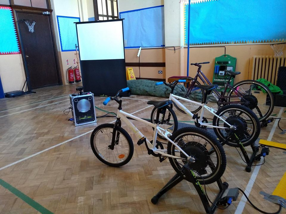 Pedal Powered Credit photo Sustrans