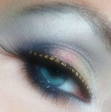 artistic eye make up
