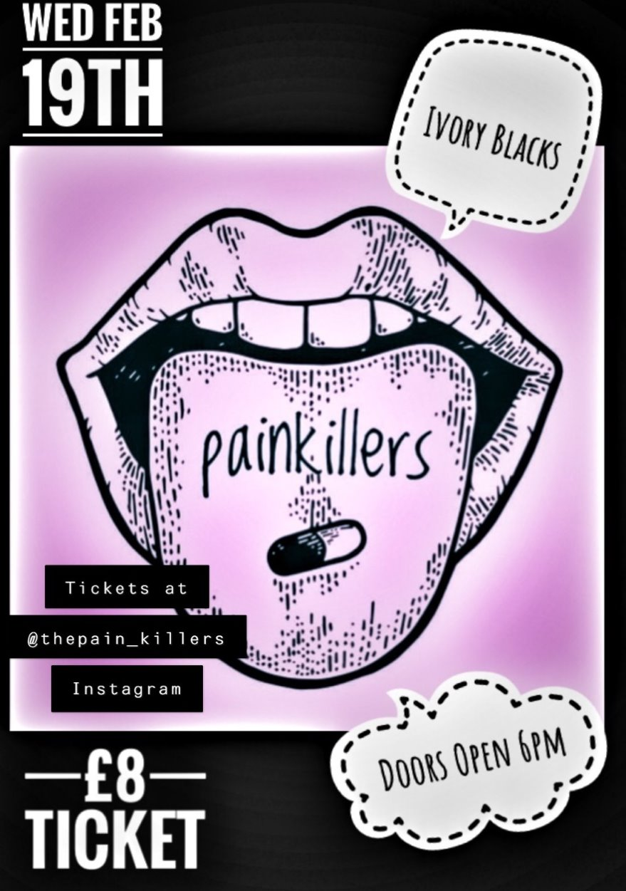 Pain Killers Poster