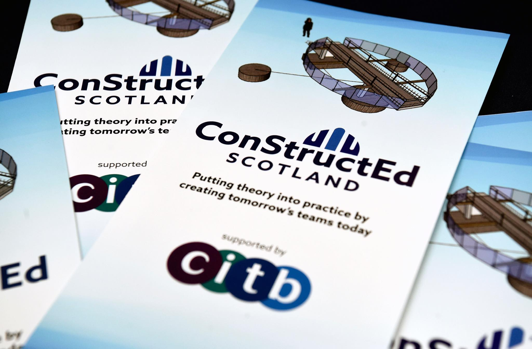ConStructed Scotland leaflets