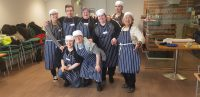 WA Community Cooking Class group shot