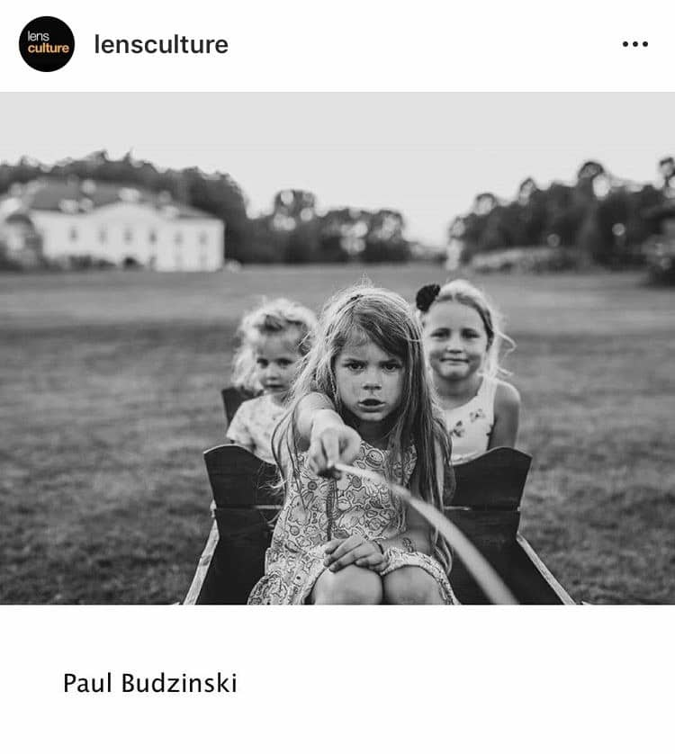 Pawel Budzinski's photo of children