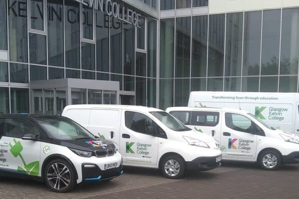 Our Fleet of Electric Vehicles