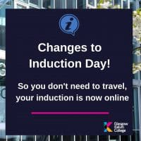 Image for Induction day