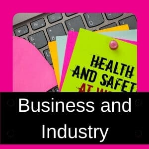 Front Page Image - Link to Business and Industry