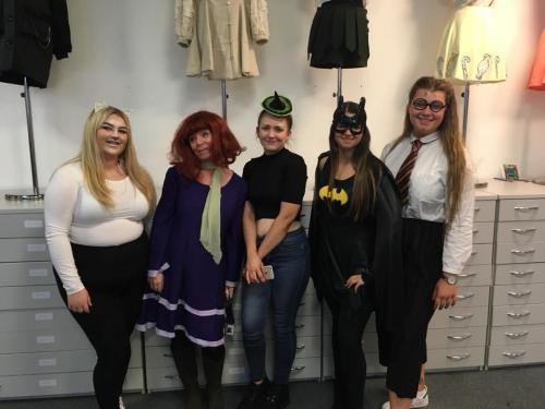 Blog - Fashion Dept Halloween 2