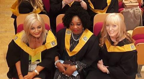 Blog – Graduation – Fiona Laverty HNC Admin & IT