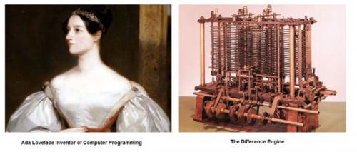 Ada Lovelace and the Difference Machine