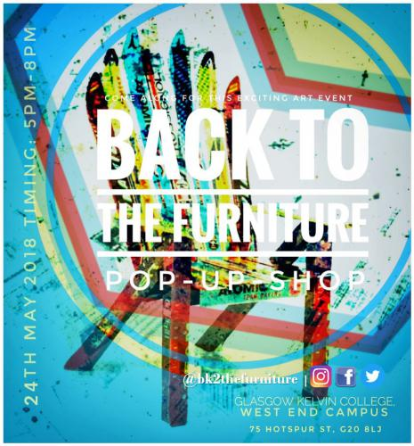 Back to the Furniture Poster