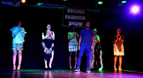 Degree Fashion Show 2018