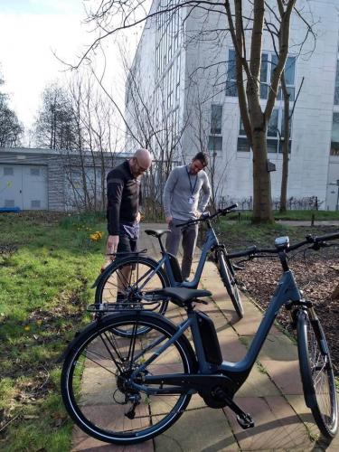 E-bikes Induction Session