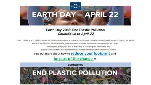 Earth Day Poster