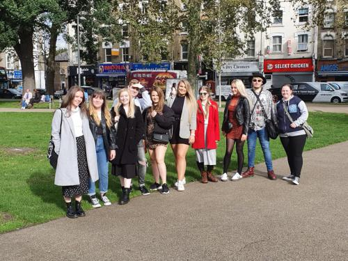 Fashion Students Buying Trip - October 2019