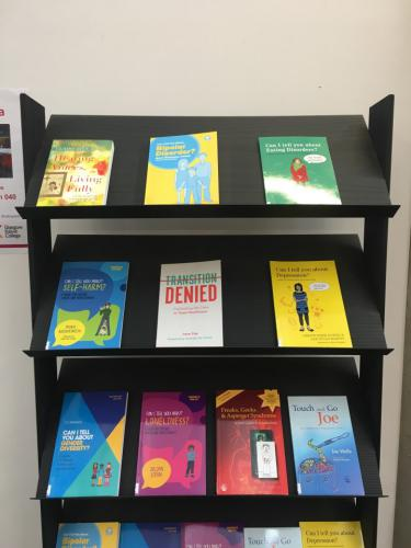New resources available in the library