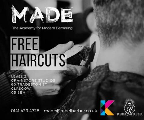 MADE Barbering Masterclass - September 2019