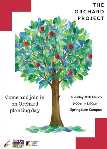 The Orchard Project poster