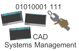 CAD - Systems Management logo