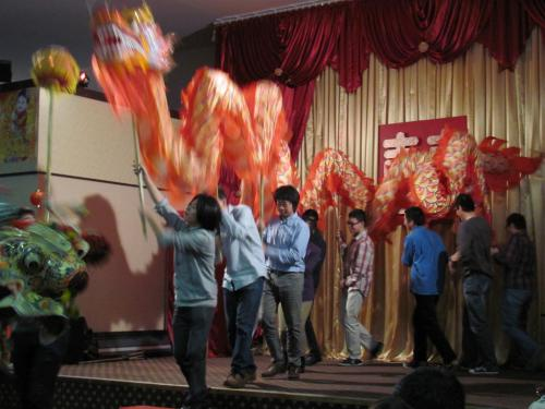 Chinese School Celebration