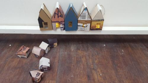 Models of houses