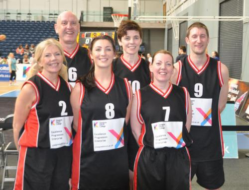 The GKC Kelvinators basketball team