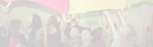 NPA Playwork and Childcare Banner Faded