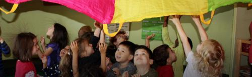 NPA Playwork and Childcare Banner