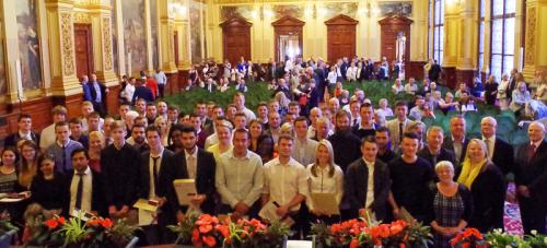 Summer Awards Group Photo