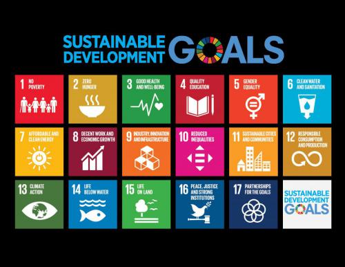 17 goals of sustainable development