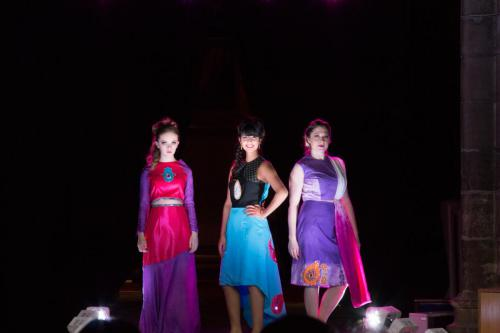UKIERI Fashion Show Garments