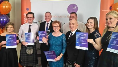 Scottish Sports Futures Award