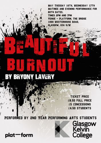 Poster for Beautiful Burnout