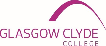 Glasgow Clyde College logo